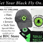 Get Your Black Fly On!